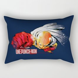 One Punch Man - Saitama Rectangular Pillow