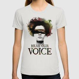 Hear Our Voice T-shirt