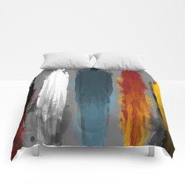 War is here Comforters