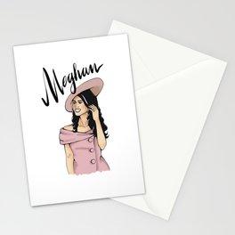 Meghan Fashion Stationery Cards