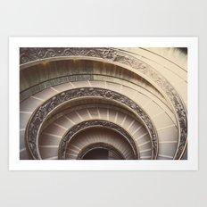 stairway to? Art Print