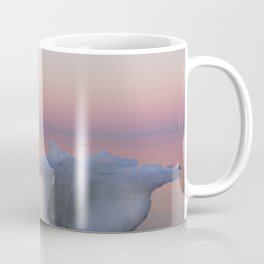 Viking Ice Ship Coffee Mug