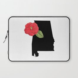 Alabama Silhouette Laptop Sleeve