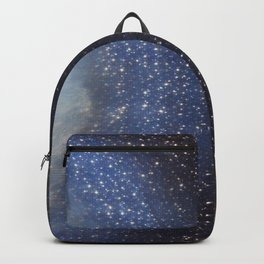 Stargazing into the Night Sky Backpack
