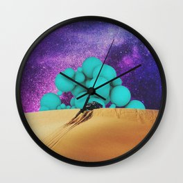 Desert Excursion Wall Clock