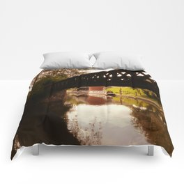 Canal Dreams Comforters