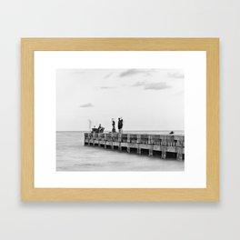 TheGulf Framed Art Print