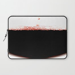 Glass of red wine Laptop Sleeve