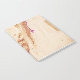 Flower portrait Notebook