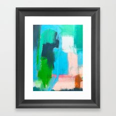 Pacific Ocean, No. 1 Framed Art Print