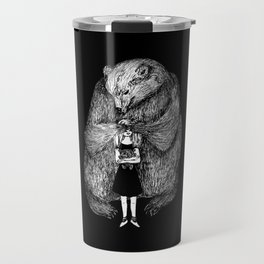 Two bears Travel Mug