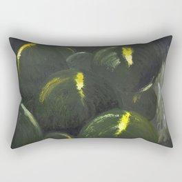 Not all gold glitters Rectangular Pillow