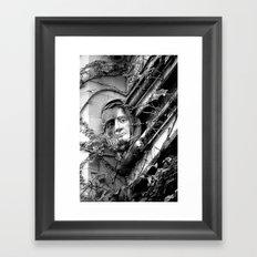 That Gargoyle,   University of Chicago 2009  Framed Art Print