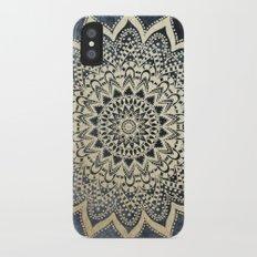 BOHO NIGHTS MANDALA iPhone X Slim Case