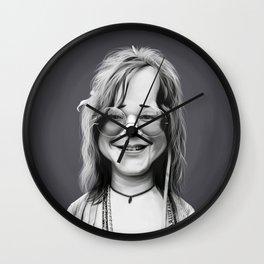 JanisJoplin Wall Clock