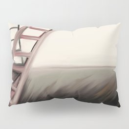 Ladders of Life Pillow Sham