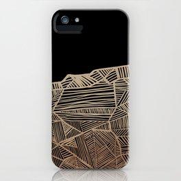 Modern improvisation 01 iPhone Case