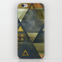 Copper City iPhone Skin