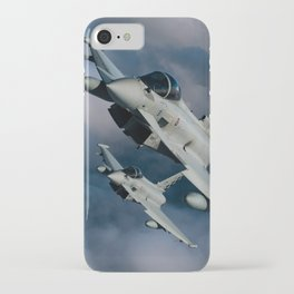 Eurofighters iPhone Case