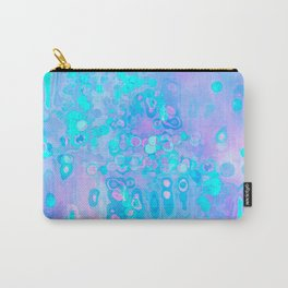 Pastel Amoeba 2 Carry-All Pouch