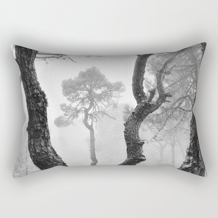 """Looking for the sky..."" Follow your dreams Rectangular Pillow"