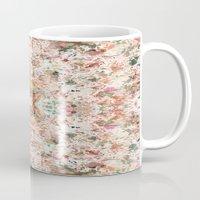minerals Mugs featuring Mystic Minerals by Caroline Sansone
