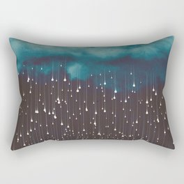 Let It Fall Rectangular Pillow