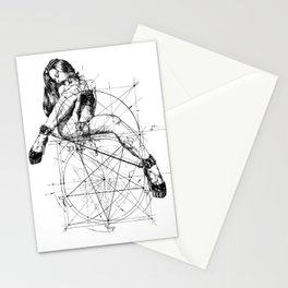 Samael Lilith. ©Yury Fadeev Stationery Cards