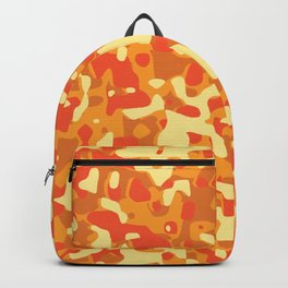 Bright Camouflage Backpack