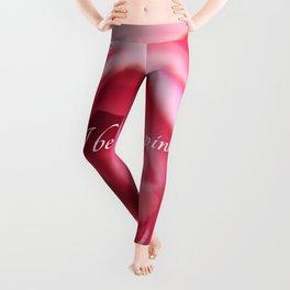 I Believe in Pink Leggings