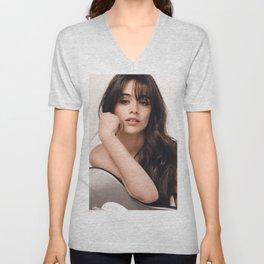 Camila Cabello 4 Unisex V-Neck