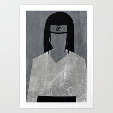 Neji Art Print
