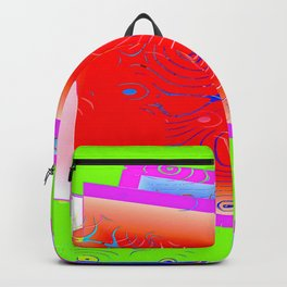 Chaotic loveletters Backpack