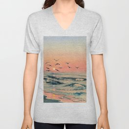 A Place In The World Unisex V-Neck