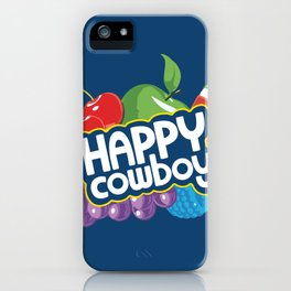 Jolly Ranchers Are Just Happy Cowboys iPhone Case