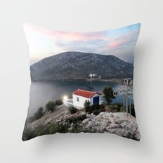 Higher  Throw Pillow