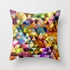 Rhinestone Throw Pillow