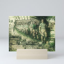Lions Greatest Game For Scotland Despite Scotland Mini Art Print