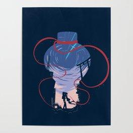Unmei no akai ito Poster