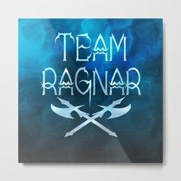 Team Ragnar2 Metal Print