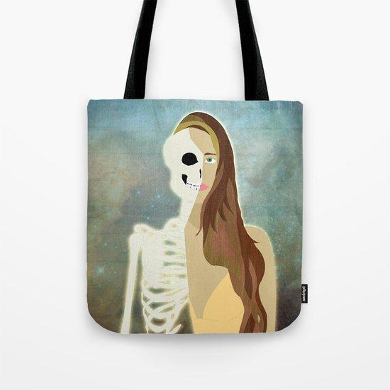 Born To Die Tote Bag