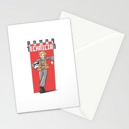 Radar Technician Stationery Cards