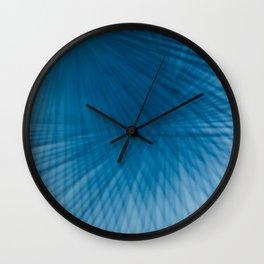 Drawing Lines Wall Clock