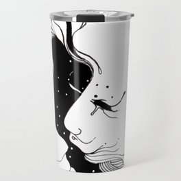 Kiss Moon Travel Mug