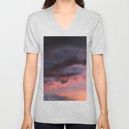 Sunset Atlas Unisex V-Neck
