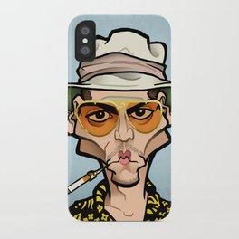 Raoul iPhone Case
