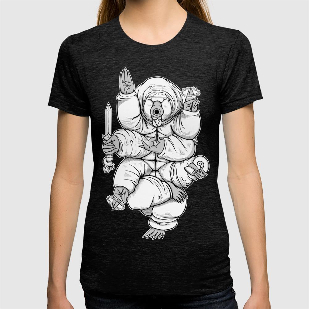 fec7630f9 Lord Tardigrade T-shirt by sjochman | Society6