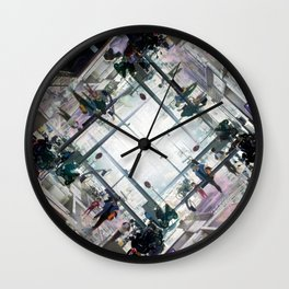 The effort involves discerning indicators versus impediments. Wall Clock