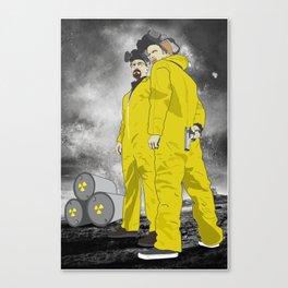 Breaking Bad - Hazmat (Vector Art) Canvas Print