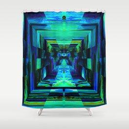 Nearside Shower Curtain